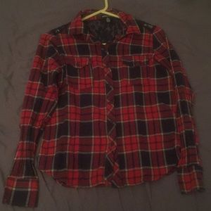 Red Woman's flannel